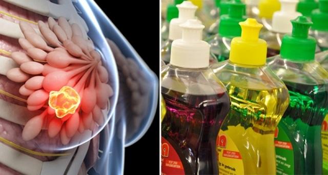 chất gây ung thư trong nước rửa tay