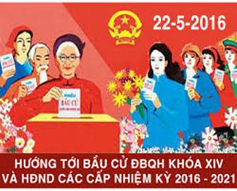 Bầu cử Đại biểu HĐND 2016-2021